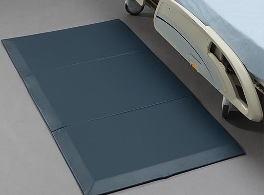 Reducing Fall Related Injuries Using Floor Mats