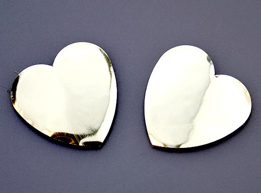heart probe cover pair