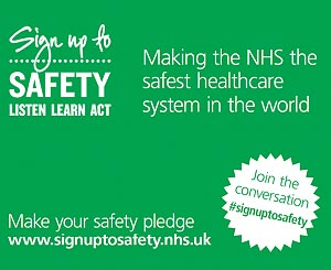 Sign up to Safety