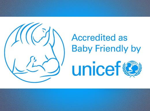 Baby Friendly Unicef Logo