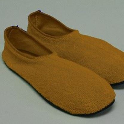 Picture of Large Slippers (Orange)