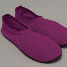 Picture of  Large Slippers (Purple)