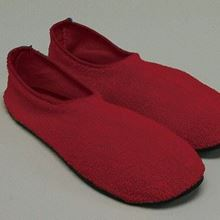 Picture of  Med/Large Slippers (Red)