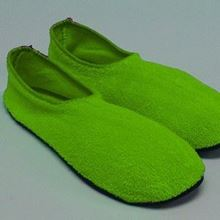 Picture of Med/Large Slippers (Green)