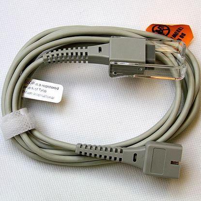 Picture of DEC8 Nellcor Adaptor Cable