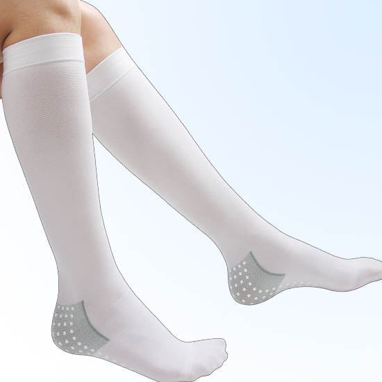 Picture of Anti-Embolism Stockings (Long) Knee High