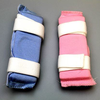 Picture of Bendable Limb Boards (Pink/Blue Velcro Straps)