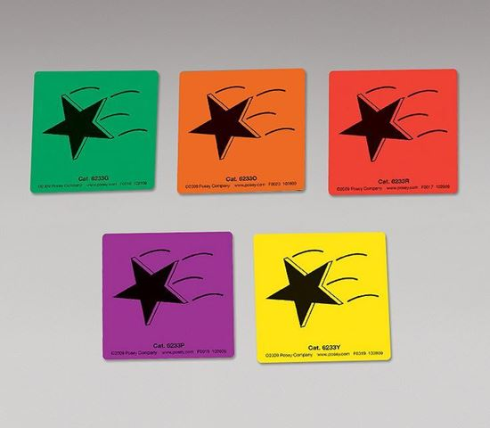 Picture of Falling Star Magnets