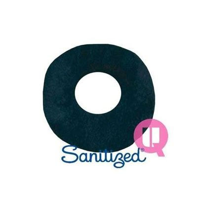 Picture of Round Sanitised Cushion (Navy Blue)