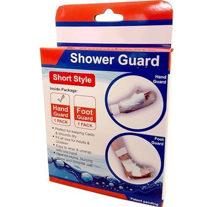 Picture of Shower Friendly Cast Protectors