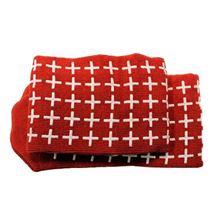 Picture of Red Slipper Socks (Medium)