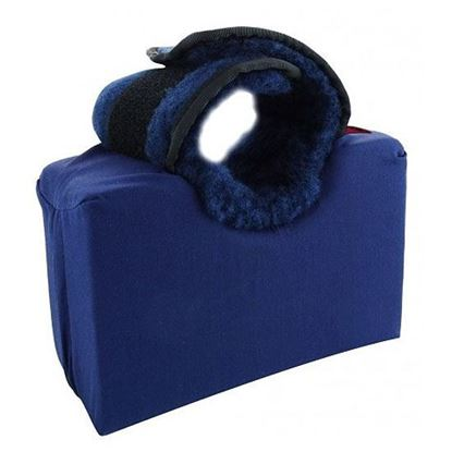 Picture of Rectangular Heel Pad- Blue