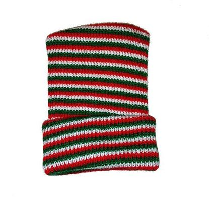 Picture of Neonatal Hat - Christmas Hat