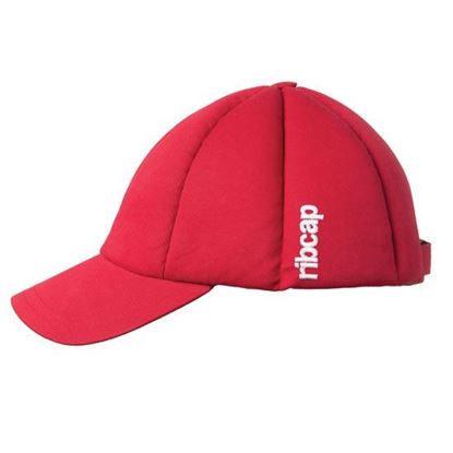Picture of Baseball Cap Ribcap - Red